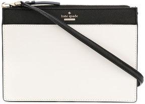 Kate Spade Cameron Street Clarise clutch bag - WHITE - STYLE