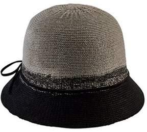 San Diego Hat Company Women's Knit Cloche Cth8069.