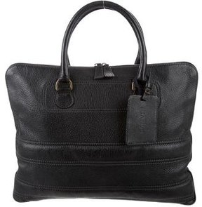 Lanvin Leather Satchel Bag