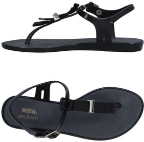 Jason Wu MELISSA + Toe strap sandals
