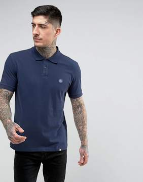 Pretty Green Hartford Polo in Navy
