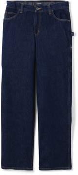Lands' End Lands'end Men's Iron knee Carpenter Jeans