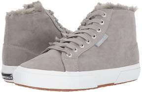 Superga 2795 Syntshearlingw Women's Lace up casual Shoes