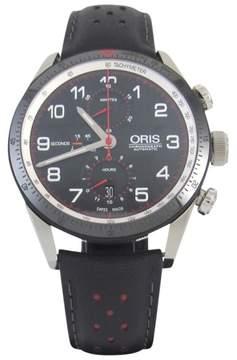 Oris Calobra 01 774 7661 4484-Set Chronograph Stainless Steel 44mm Mens Watch