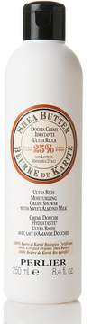 Perlier Shea Butter Bath Cream with Sweet Almond Milk