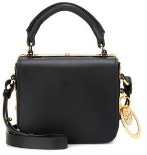 Sophie Hulme Small Finsbury leather shoulder bag