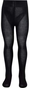 Falke Black Girls Family Tights