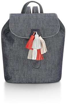 Rebecca Minkoff Sofia Drawstring Backpack - DENIM - STYLE