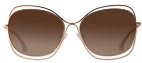 Alice + Olivia Collins Sunglasses