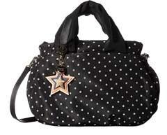 See by Chloe Women's Black Polyamide Shoulder Bag.