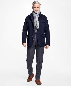 Brooks Brothers Three-Layer BrooksStorm® Hybrid Jacket