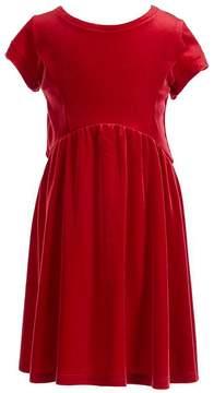 Copper Key Little Girls 4-6X Velvet Dress