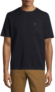 Farah Men's Jackie Milano Cotton Tee