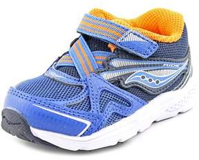 Saucony Boy Baby Ride Round Toe Synthetic Sneakers.
