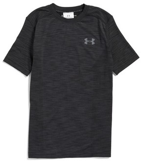 Under Armour Boy's Threadborne Heatgear Shirt