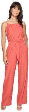 Bishop + Young Belted Jumper Women's Jumpsuit & Rompers One Piece