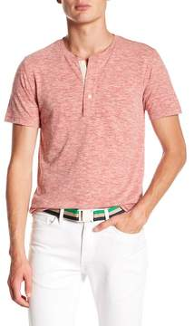 Faherty Brand Heather Ss Henley