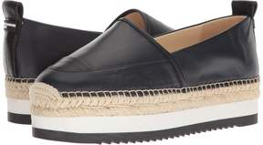 Jil Sander Navy JN30092 Women's Slip on Shoes