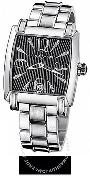 Ulysse Nardin Caprice Automatic Black Dial Stainless Steel Ladies Watch 133-91-7-06-02