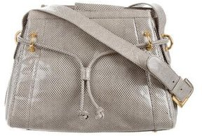 Judith Leiber Karung Drawstring Shoulder Bag