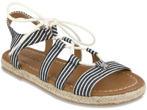 Nautica Multi Hull Lace-Up Sandal