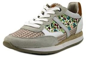 Palladium Segundo Print Women Canvas White Fashion Sneakers.