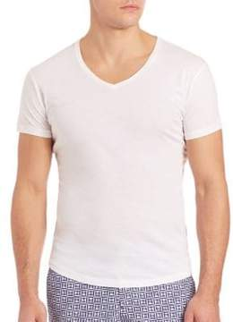 Orlebar Brown V-Neck Shirt