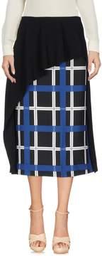 Edit 3/4 length skirts
