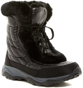 The North Face Nuptse Faux Fur II Boot (Little Kid & Big Kid)