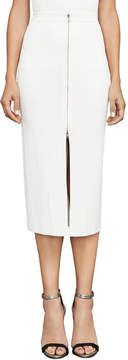 BCBGMAXAZRIA Braylee Ribbed Pencil Skirt