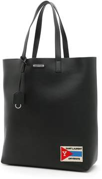Saint Laurent Tote Bag With Patch