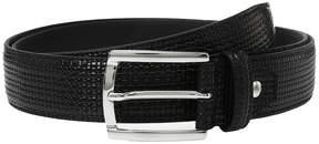 Bugatchi Donatello Textured Belt