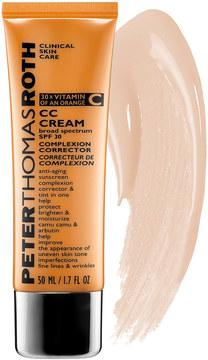 Peter Thomas Roth CC Cream Broad Spectrum SPF 30 Complexion Corrector