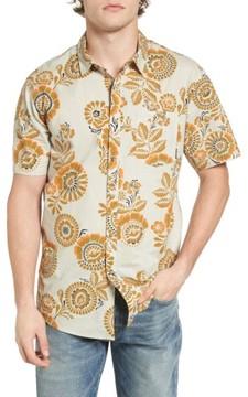 Billabong Men's Sundays Floral Woven Shirt