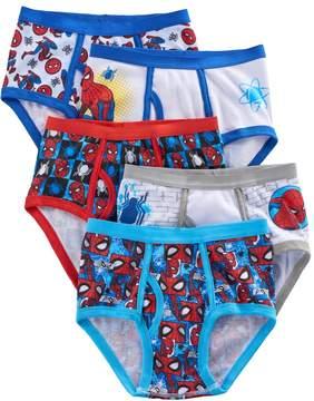 Spiderman Kohl's Boys 4-8 Marvel 5-Pack Briefs