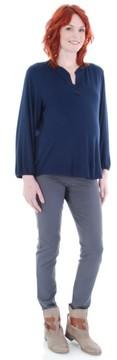 Everly Grey Women's 'Izzy' Maternity Top