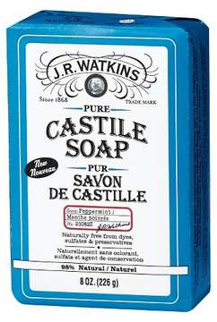 JR Watkins J.R.Watkins Peppermint Castile Soap - 8 oz