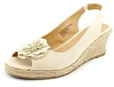 Karen Scott Women's Dashy Platform Wedge Sandals.