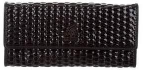 Hogan Patent Leather Clutch