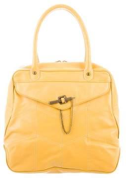 Reece Hudson Leather Shoulder Bag