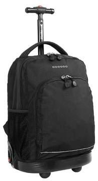 J World J-World Sunny Rolling Backpack - Black