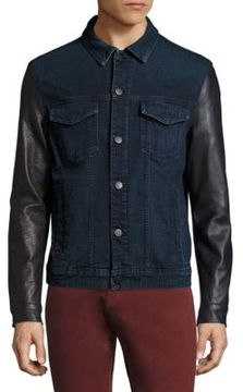 J Brand Scorpius Denim Jacket
