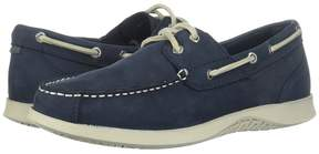 Nunn Bush Bayside Lites Two-Eye Moc Toe Boat Shoe Men's Shoes