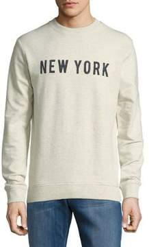 Selected Screen Print Sweatshirt