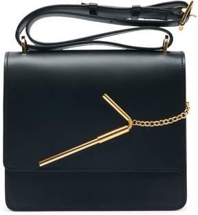 Sophie Hulme Medium Straw Bag
