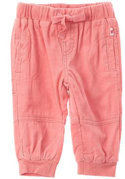 Chicco Girls' Slouchy Corduroy Trouser