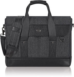 Asstd National Brand Bradford Hybrid 15.6 Briefcase