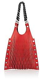 Sonia Rykiel Women's Le Baltard Medium Leather Tote Bag - Red
