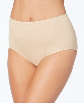 Bali Light Control One Smooth U Cotton Cool Comfort Brief 2 Pack X864