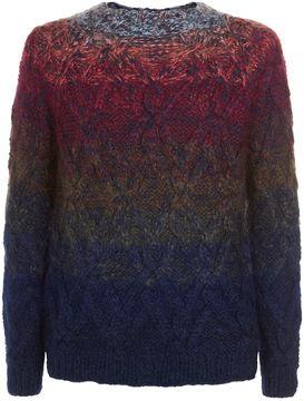 Missoni Degrade Weave Knit Sweater